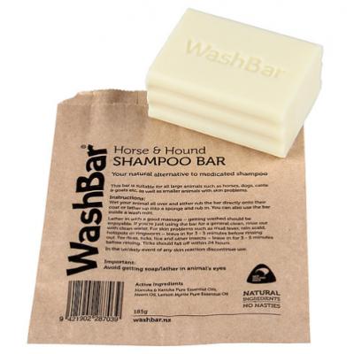 WashBar 大動物專用天然精油皂 - 185g
