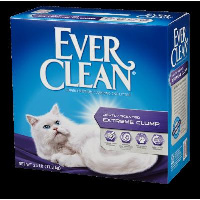 EverClean - 超凝結清香貓砂 - 25Lbs